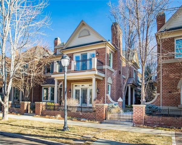 158 S Monroe Street, Denver, CO 80209 (MLS #9416475) :: 8z Real Estate