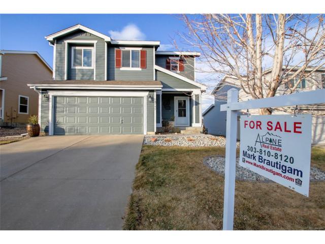 9795 Marmot Ridge Circle, Littleton, CO 80125 (#9416477) :: The Sold By Simmons Team