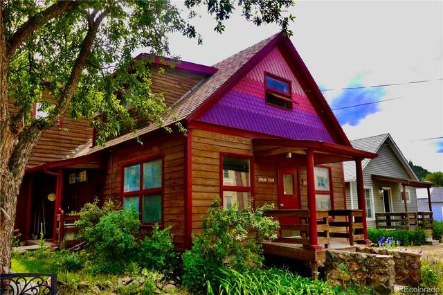 1845 Miner Street, Idaho Springs, CO 80452 (#9416779) :: Chateaux Realty Group