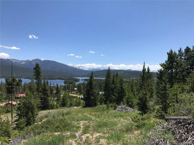 County Road 4634, Grand Lake, CO 80447 (#9416808) :: The DeGrood Team