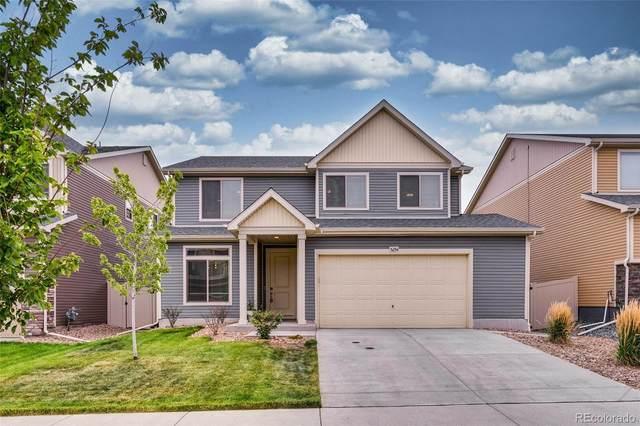 5254 Uravan Street, Denver, CO 80249 (#9416867) :: Re/Max Structure