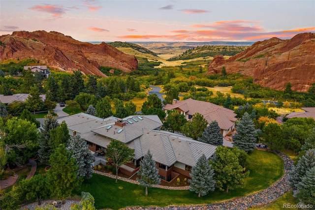 10114 Sumac Run, Littleton, CO 80125 (#9416919) :: Compass Colorado Realty