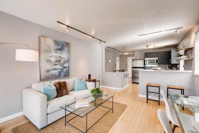 271 N Grant Street #204, Denver, CO 80203 (MLS #9417239) :: Colorado Real Estate : The Space Agency