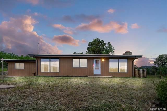 26036 Noah Avenue, Conifer, CO 80433 (#9417328) :: Finch & Gable Real Estate Co.