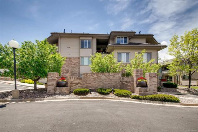 920 E Plum Creek Parkway #302, Castle Rock, CO 80104 (#9417921) :: Sellstate Realty Pros