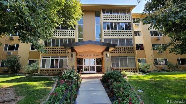 9300 E Center Avenue 12D, Denver, CO 80247 (#9418180) :: Portenga Properties