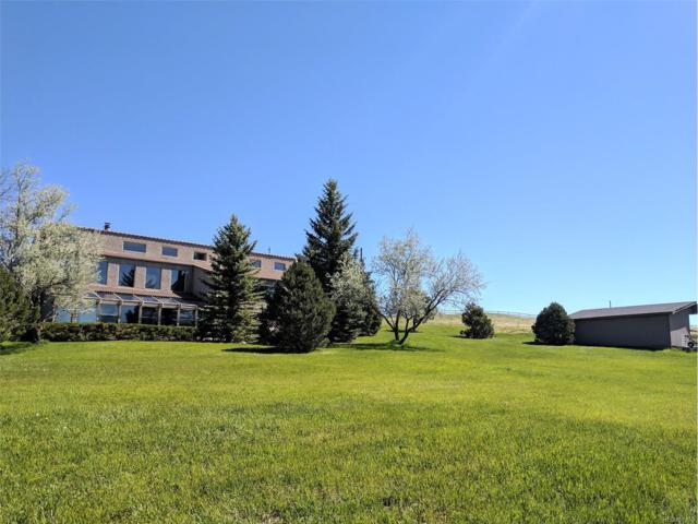 1405 S Mountain View Road, Castle Rock, CO 80109 (#9418247) :: The Peak Properties Group