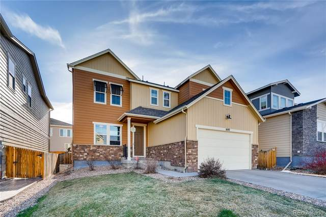 1697 Ghost Dance Circle, Castle Rock, CO 80108 (MLS #9418617) :: 8z Real Estate