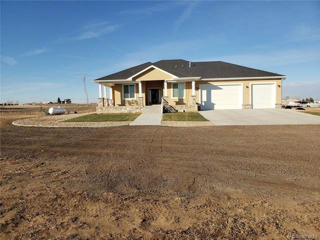 25419 County Road 53, Kersey, CO 80644 (#9418835) :: iHomes Colorado