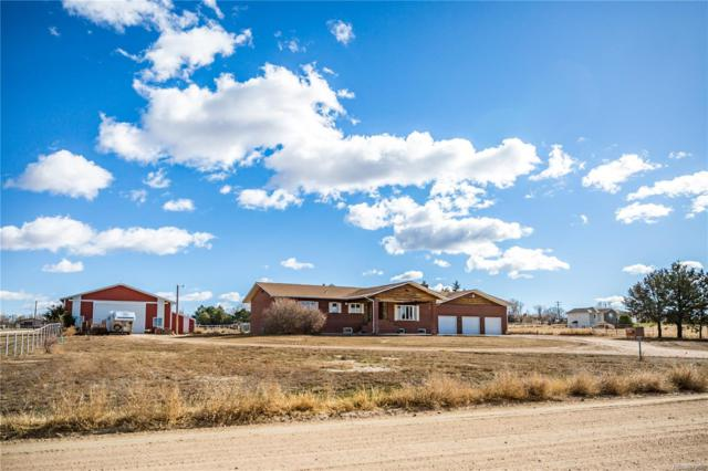 17400 Beaver Creek Drive, Brush, CO 80723 (#9419116) :: The Tamborra Team