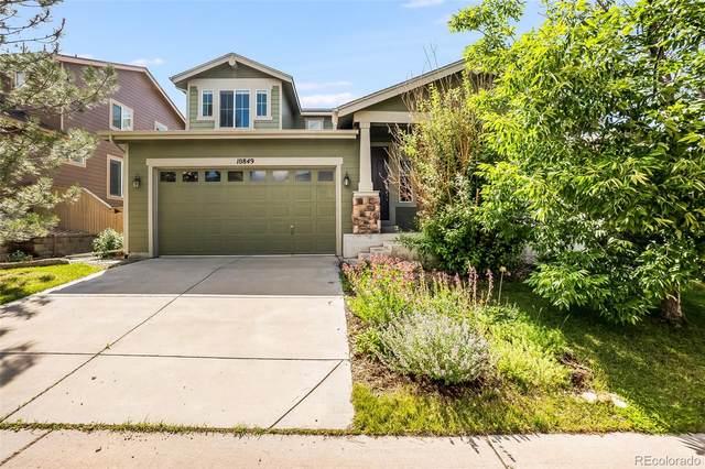 10849 Huntwick Street, Highlands Ranch, CO 80130 (MLS #9419567) :: The Sam Biller Home Team
