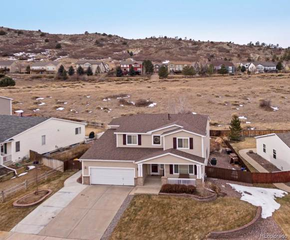 7353 Turkey Rock Road, Littleton, CO 80125 (#9419714) :: Compass Colorado Realty