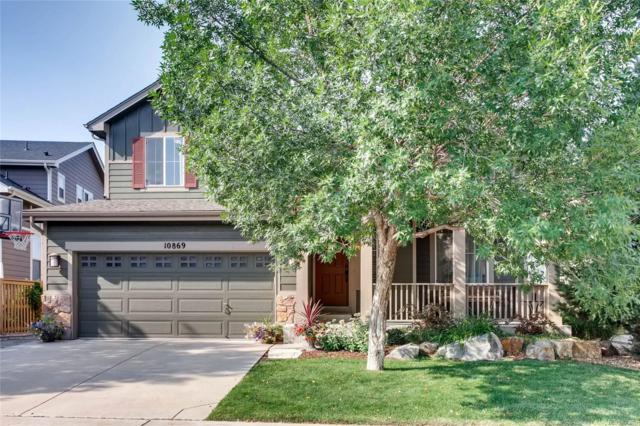 10869 Oakshire Avenue, Highlands Ranch, CO 80126 (MLS #9419805) :: 8z Real Estate