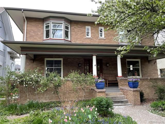 2233 N Ash Street, Denver, CO 80207 (MLS #9420912) :: The Sam Biller Home Team