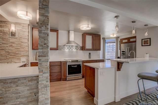 1625 Larimer Street #1405, Denver, CO 80202 (#9420950) :: Bring Home Denver with Keller Williams Downtown Realty LLC