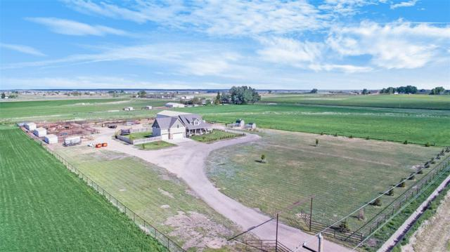 23158 County Road 51, Kersey, CO 80644 (MLS #9420985) :: 8z Real Estate