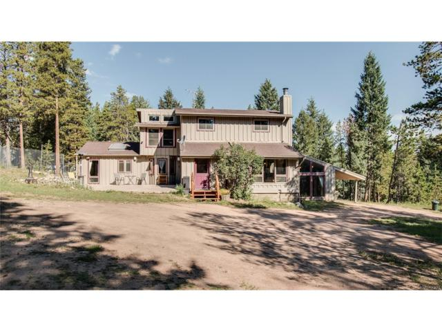 27677 Pine Grove Trail, Conifer, CO 80433 (MLS #9421713) :: 8z Real Estate