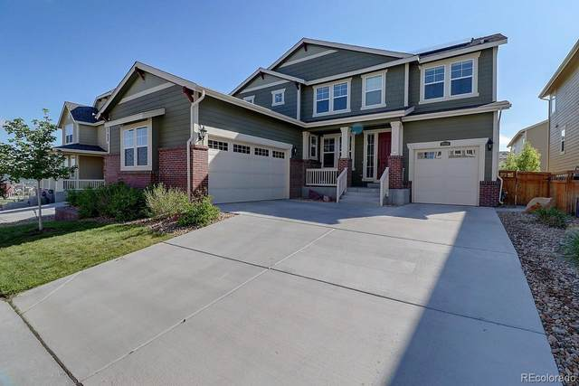 2524 Leafdale Circle, Castle Rock, CO 80109 (#9422005) :: Colorado Home Finder Realty