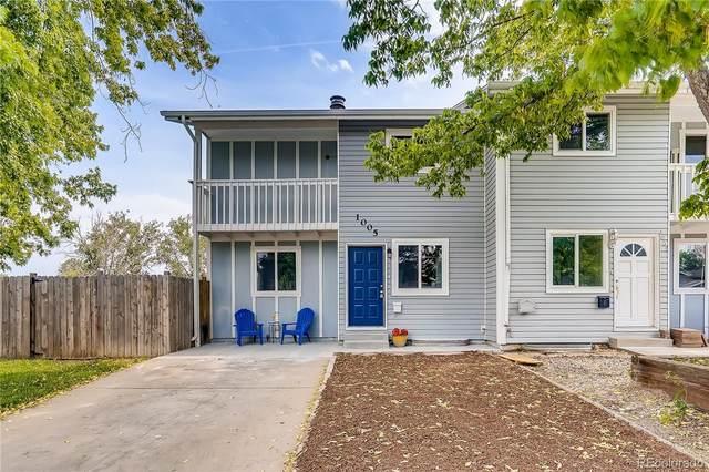 1005 Modred Street, Lafayette, CO 80026 (#9422117) :: The HomeSmiths Team - Keller Williams
