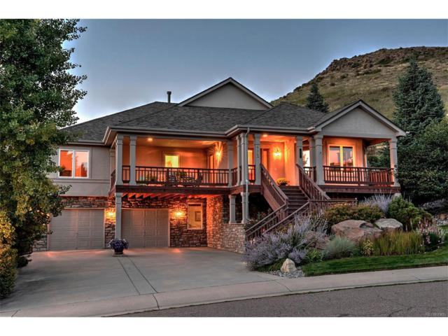 474 Wyoming Circle, Golden, CO 80403 (#9422589) :: Ford and Associates