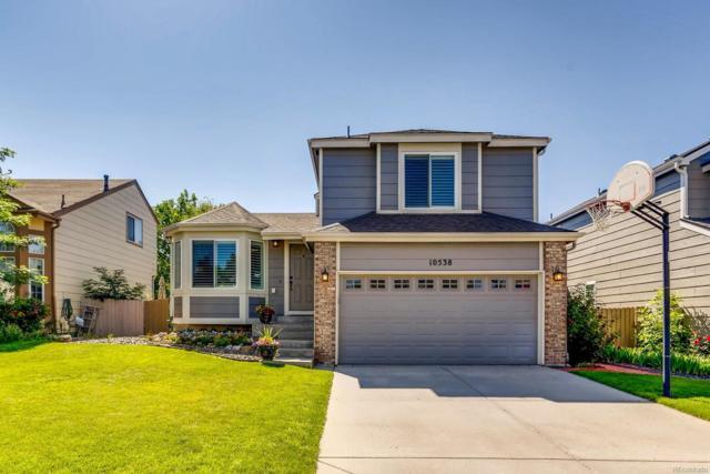 10538 Holyoke Drive, Parker, CO 80134 (MLS #9422732) :: 8z Real Estate