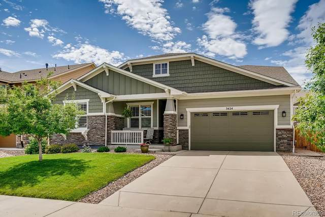 3424 E 143rd Place, Thornton, CO 80602 (#9422759) :: The Heyl Group at Keller Williams