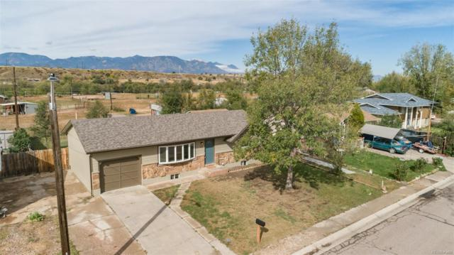 521 Clearview Drive, Fountain, CO 80817 (#9422813) :: 5281 Exclusive Homes Realty