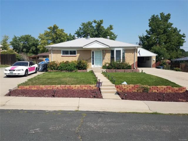 10947 Alvin Drive, Northglenn, CO 80233 (#9423303) :: The Griffith Home Team