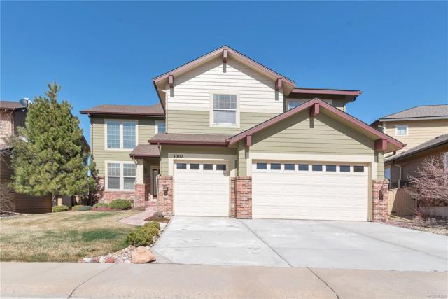 3007 Danbury Avenue, Highlands Ranch, CO 80126 (#9423851) :: The Peak Properties Group