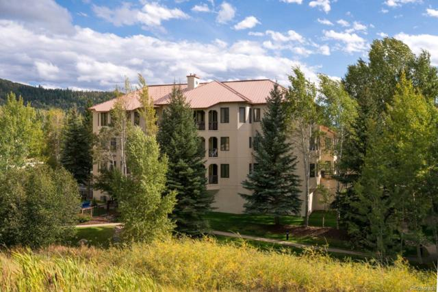 2800 Eagleridge Drive B-3, Steamboat Springs, CO 80487 (#9423865) :: The Griffith Home Team