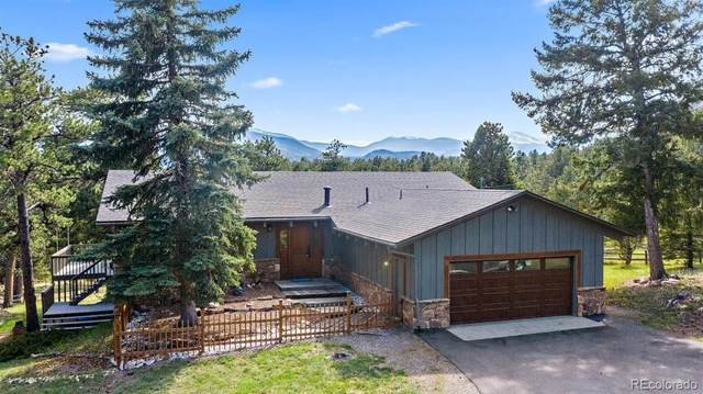 396 Cottonwood Drive, Evergreen, CO 80439 (MLS #9424415) :: 8z Real Estate