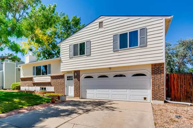 4866 S Field Way, Denver, CO 80123 (MLS #9424455) :: 8z Real Estate