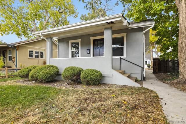 4914 Meade Street, Denver, CO 80221 (#9424731) :: The HomeSmiths Team - Keller Williams