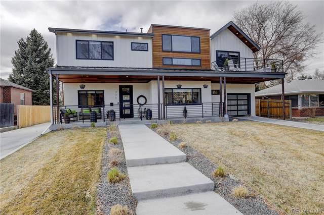 777 Ivanhoe Street, Denver, CO 80220 (#9425118) :: Wisdom Real Estate