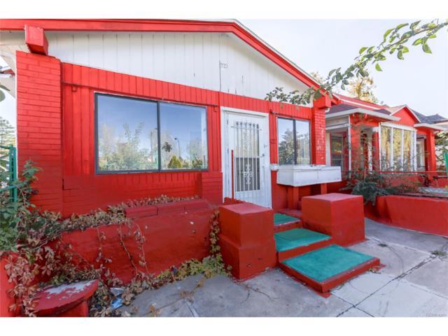 322 S Logan Street, Denver, CO 80209 (MLS #9425273) :: 8z Real Estate