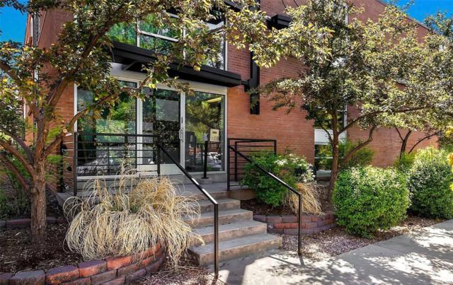 1032 Clarkson Street #305, Denver, CO 80218 (#9425691) :: Bring Home Denver
