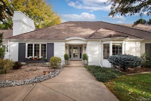 9 Huntwick Lane, Cherry Hills Village, CO 80113 (MLS #9425702) :: 8z Real Estate