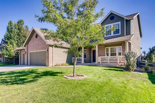 22310 Quail Run Way, Parker, CO 80138 (#9425967) :: My Home Team