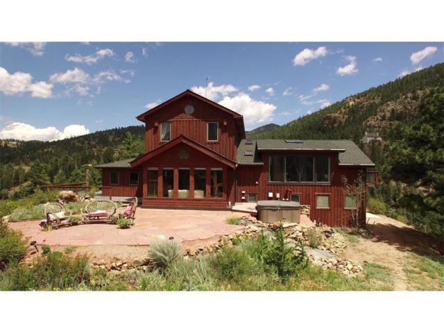 29709 Highway 72, Golden, CO 80403 (MLS #9426434) :: 8z Real Estate