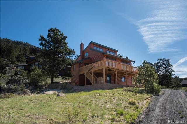 407 Meadowview Drive, Estes Park, CO 80517 (#9426563) :: The Harling Team @ Homesmart Realty Group