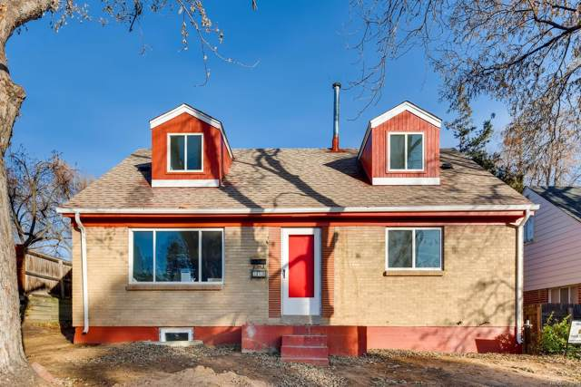 350 S Forest Street, Denver, CO 80246 (#9426575) :: The Heyl Group at Keller Williams