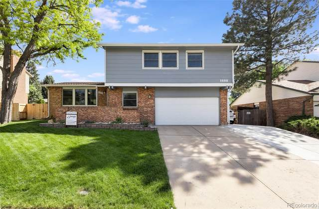 1608 E Jamison Place, Centennial, CO 80122 (MLS #9427091) :: Keller Williams Realty