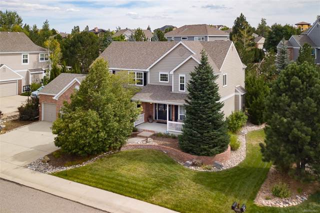 552 Rita Place, Castle Pines, CO 80108 (#9427684) :: The HomeSmiths Team - Keller Williams