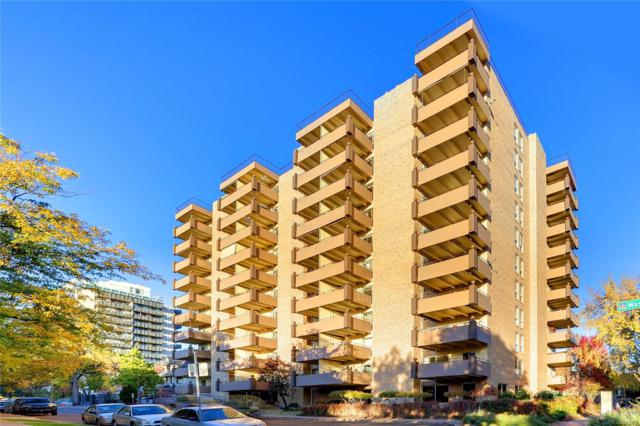 700 Washington Street #708, Denver, CO 80203 (MLS #9427747) :: 8z Real Estate