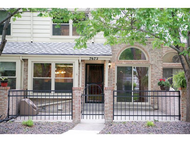 7672 S Cove Circle, Centennial, CO 80122 (MLS #9427848) :: 8z Real Estate