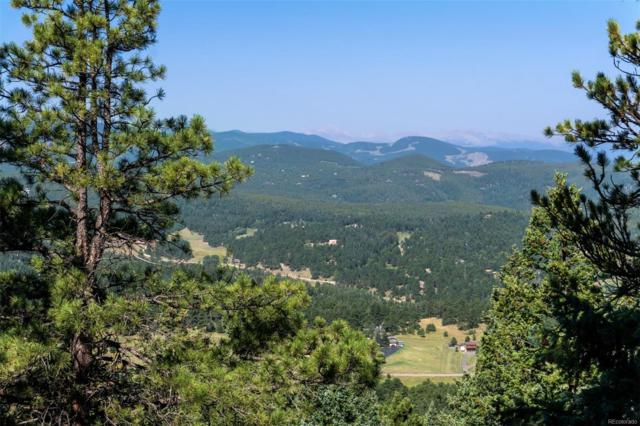 8684 Armadillo Trail, Evergreen, CO 80439 (MLS #9427890) :: 8z Real Estate