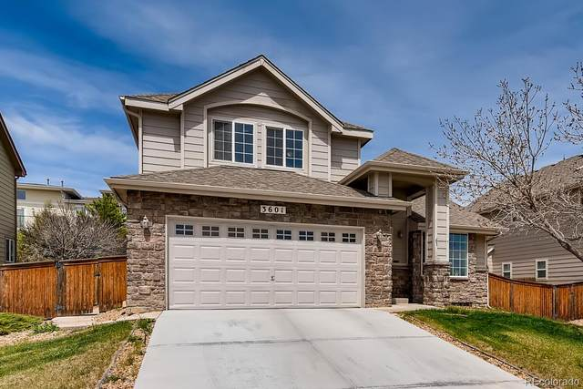 3601 E 102nd Court, Thornton, CO 80229 (#9427930) :: Mile High Luxury Real Estate