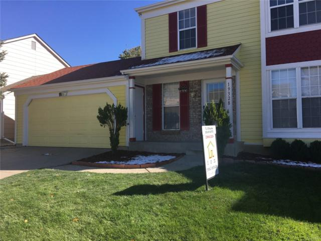 19328 E Brown Drive, Aurora, CO 80013 (MLS #9428190) :: Kittle Real Estate