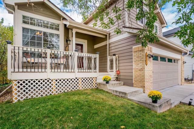 10727 Jordan Court, Parker, CO 80134 (MLS #9428298) :: 8z Real Estate
