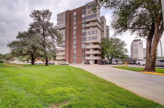 1888 S Jackson Street #605, Denver, CO 80210 (#9428364) :: The Pete Cook Home Group